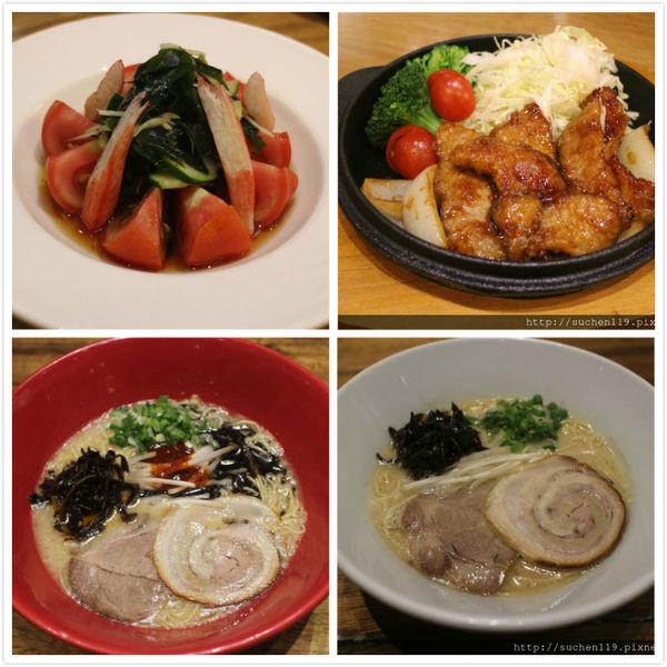 台北市 美食 餐廳 異國料理 日式料理 一風堂 (中山本店)