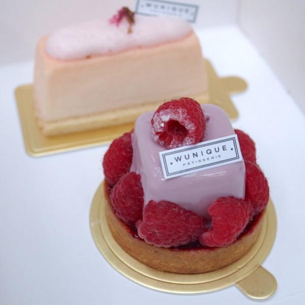 台北市 美食 餐廳 烘焙 蛋糕西點 WUnique Patisserie 無二烘焙