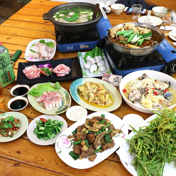台南市 美食 餐廳 火鍋 火鍋其他 老恆春碳烤店