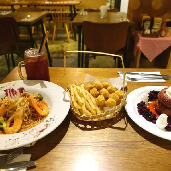台北市 美食 餐廳 異國料理 多國料理 DOT dot 點點食堂