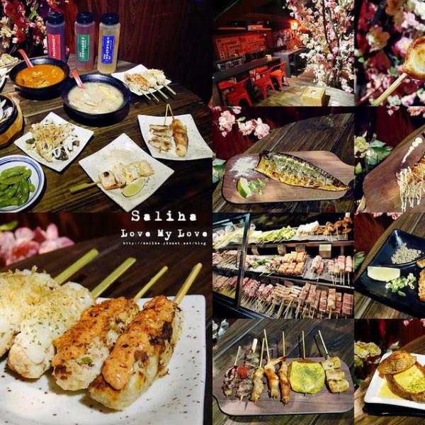 新北市 美食 餐廳 餐廳燒烤 串燒 燒鳥串道