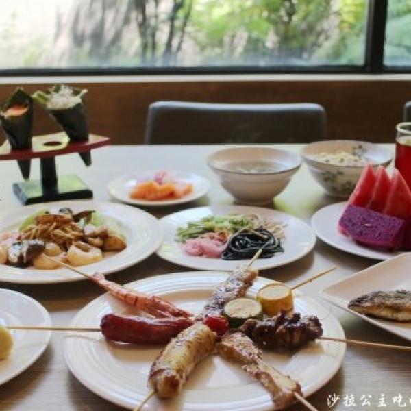 桃園市 美食 餐廳 異國料理 多國料理 桃園大飯店-集饗樂