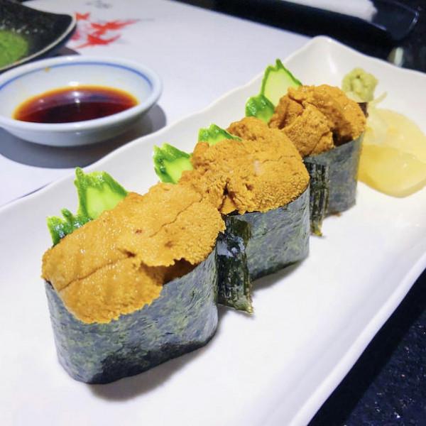 台北市 美食 餐廳 異國料理 三牛日本料理