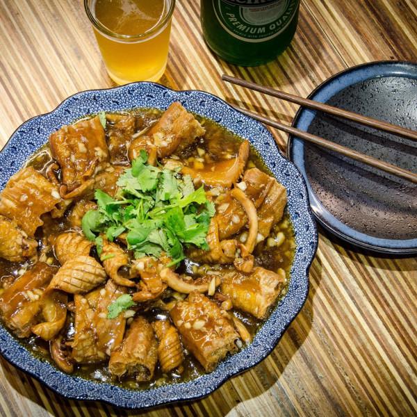 台北市 美食 餐廳 餐廳燒烤 燒烤其他 自己の店