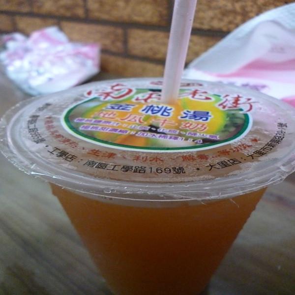 台中市 美食 攤販 冰品、飲品 南屯老街金桃湯