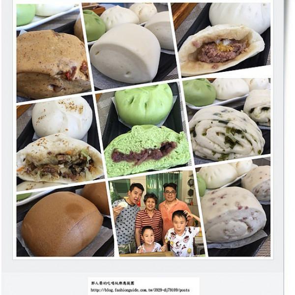 屏東縣 美食 餐廳 中式料理 麵食點心 阿明肉包