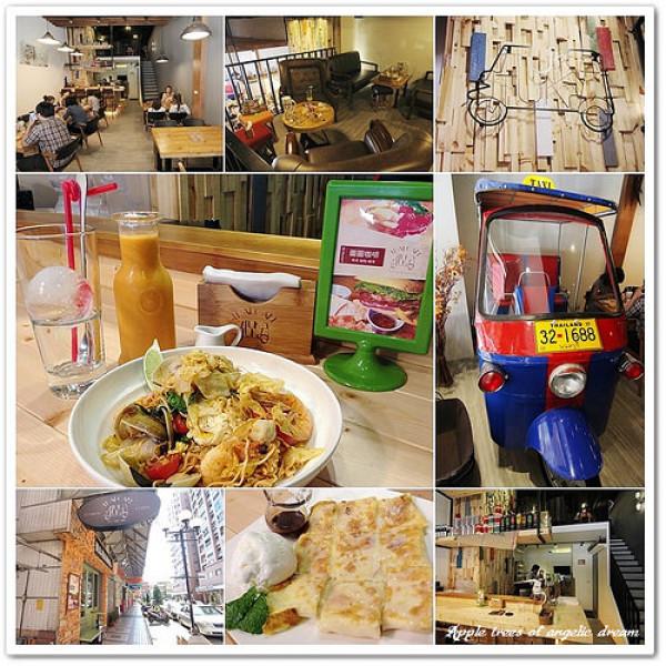 桃園市 美食 餐廳 異國料理 圖圖咖啡館