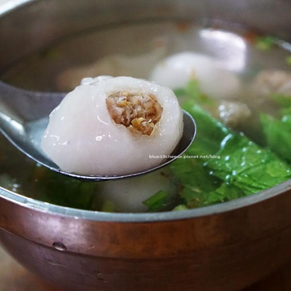 台中市 美食 餐廳 中式料理 小吃 沙鹿鮮肉湯圓