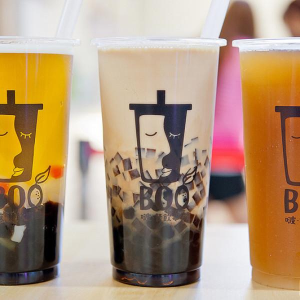 高雄市 餐飲 飲料‧甜點 飲料‧手搖飲 Boo 啵・白霜啵檸檬