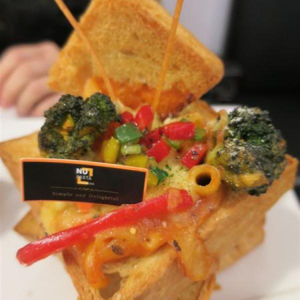 桃園市 美食 餐廳 異國料理 NU PASTA中壢環中店