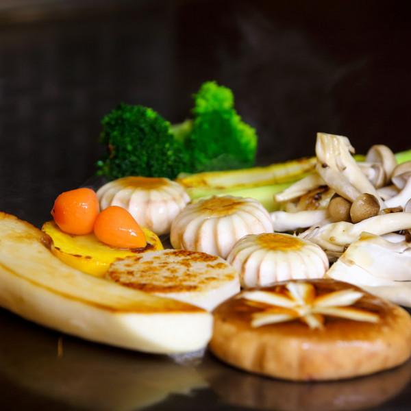 台北市 美食 餐廳 餐廳燒烤 鐵板燒 江雁塘新時尚鐵板燒
