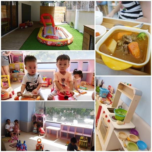 台北市 餐飲 主題餐廳 親子餐廳 CHUCK LAND Cafe 親子咖啡