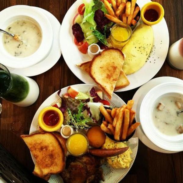 台中市 餐飲 咖啡館 Little N.Y.小紐約