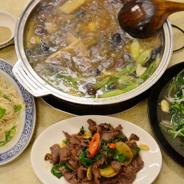 台中市 餐飲 鍋物 其他 冠鴻羊雞城