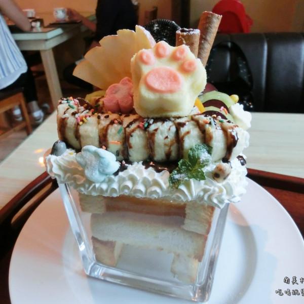 桃園市 餐飲 中式料理 南美村ㄚ狗ㄚ喵