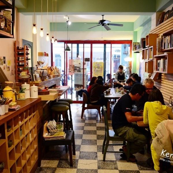 宜蘭縣 餐飲 咖啡館 好森咖啡x註書店