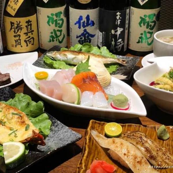 台中市 美食 餐廳 異國料理 日式料理 本握壽司日本料理 居酒屋