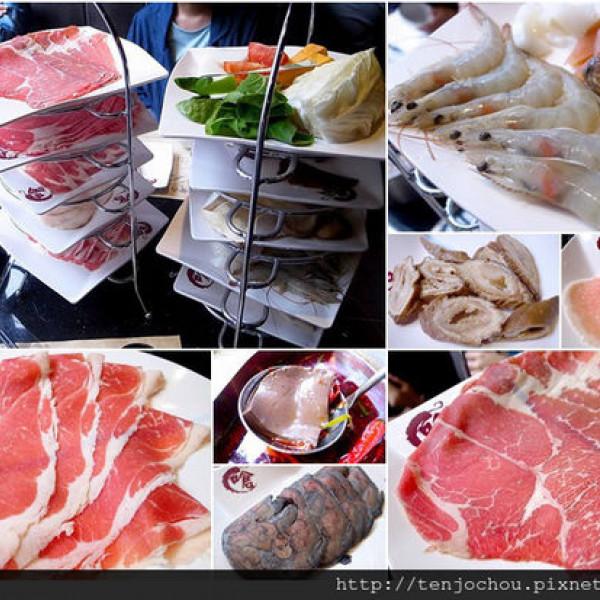 台北市 餐飲 鍋物 火鍋 嗆頂級麻辣鴛鴦火鍋