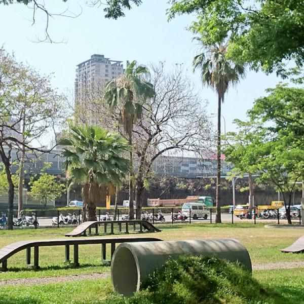 高雄市 觀光 公園 高雄首座狗狗運動公園