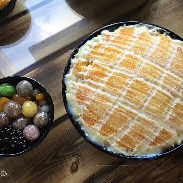 屏東縣 美食 餐廳 飲料、甜品 剉冰、豆花 東區焦糖煉乳包心粉圓冰(屏東店)