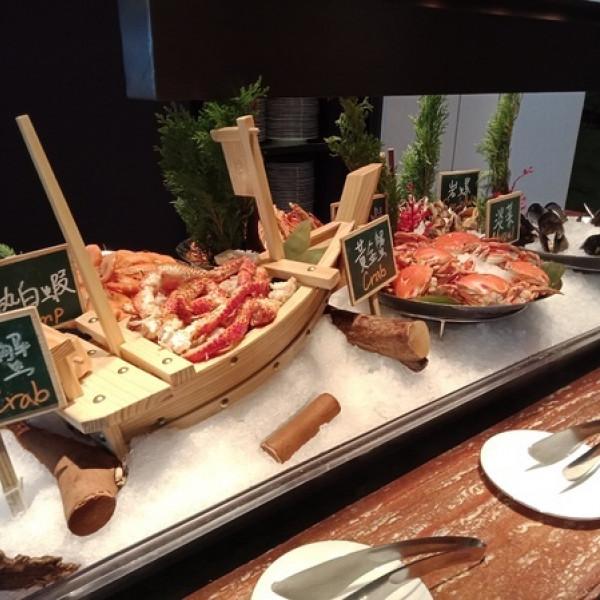 台北市 美食 餐廳 咖啡、茶 文華東方酒店CAFÉ UN DEUX TROIS