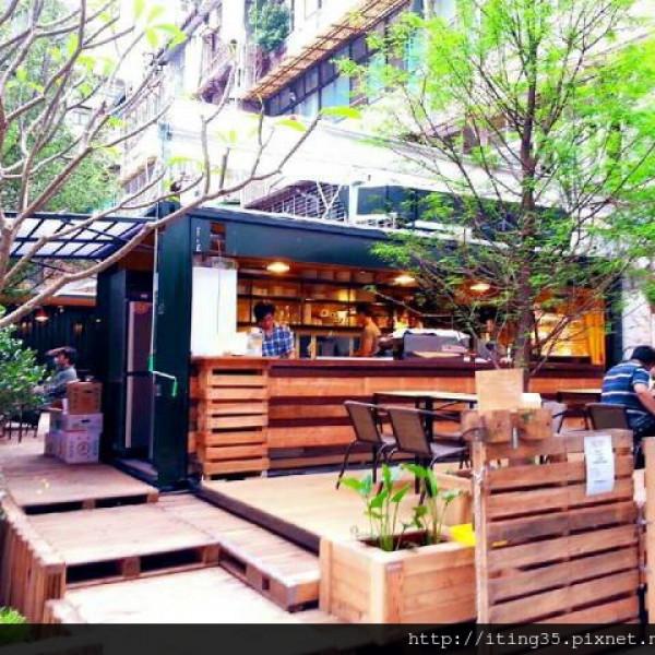台北市 美食 餐廳 咖啡、茶 咖啡館 Nomads Expo Cafe游睦咖啡