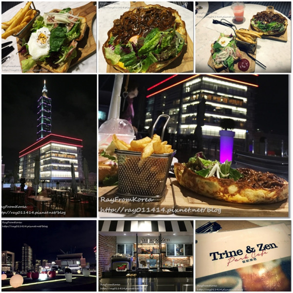 台北市 美食 餐廳 異國料理 Trine & Zen 崔妮傑恩 (微風松高4F)