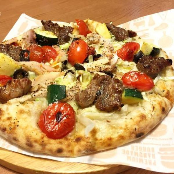 桃園市 餐飲 義式料理 Tino's Pizza Cafe 堤諾義式比薩 (桃園中山店)