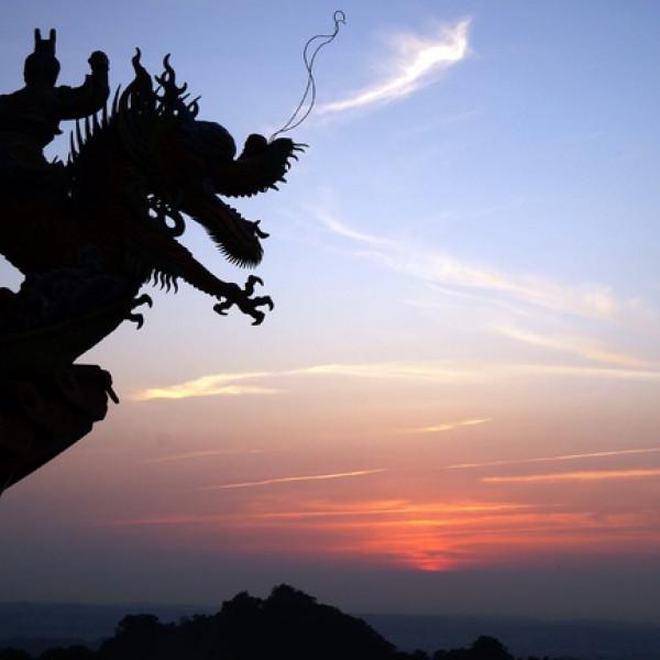 苗栗縣 觀光 觀光景點 雲洞宮