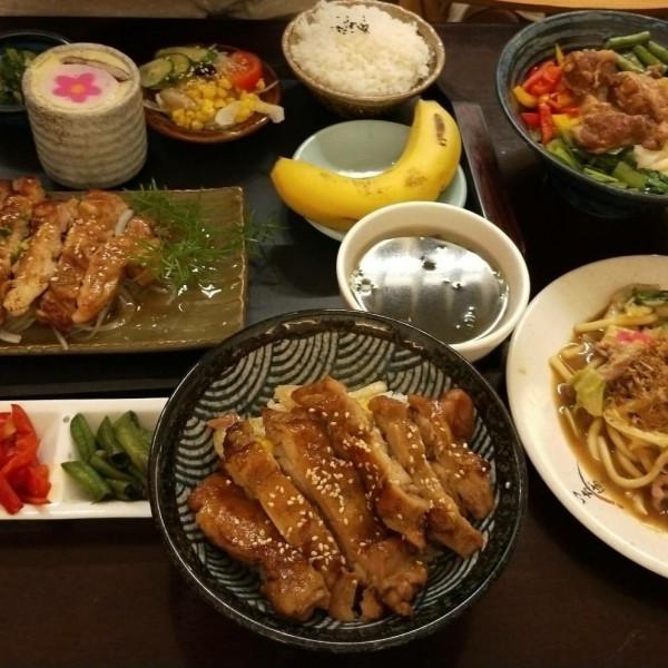 高雄市 美食 餐廳 異國料理 日式料理 六郎專賣丼飯