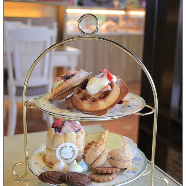 宜蘭縣 美食 餐廳 咖啡、茶 咖啡、茶其他 Camellia山茶花.法式甜點