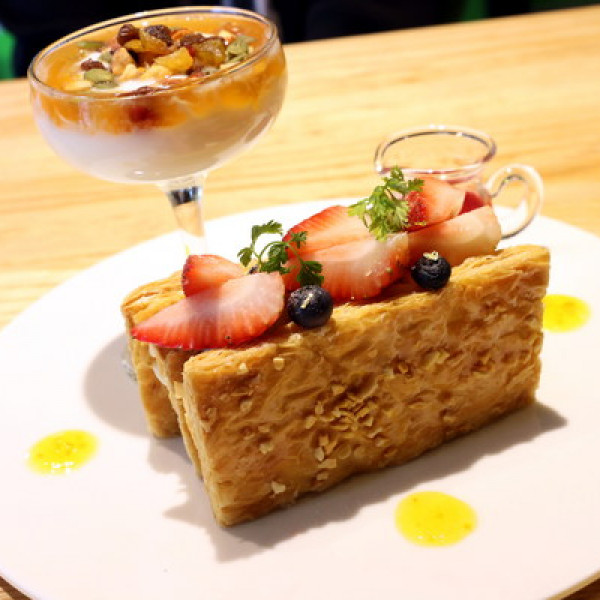 台北市 餐飲 飲料‧甜點 甜點 The V:F 舞蔬弄果(公館店)