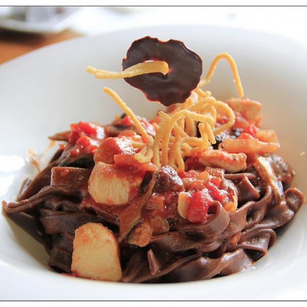 新北市 美食 餐廳 異國料理 異國料理其他 CW巧克力主題餐廳