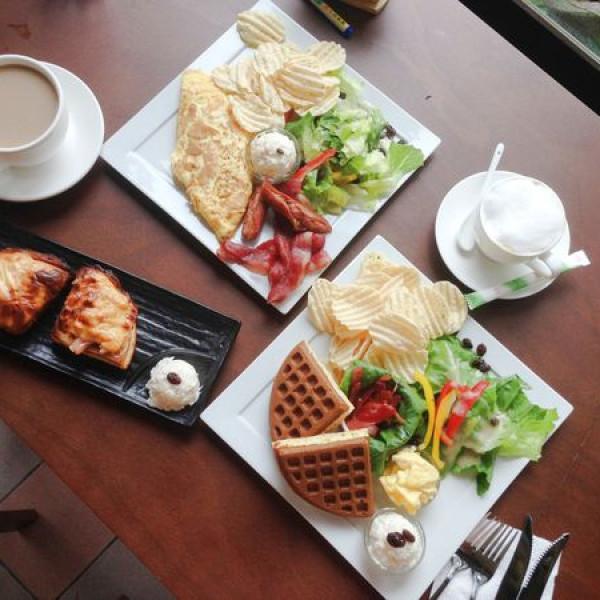 台中市 美食 餐廳 咖啡、茶 咖啡館 格外輕鬆手作鬆餅坊