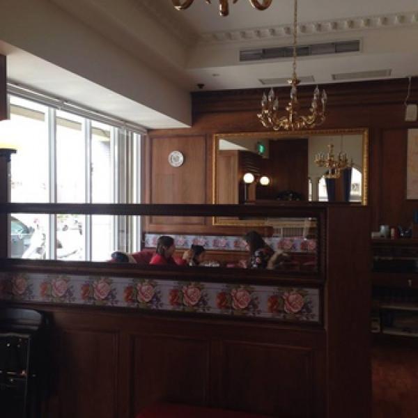 彰化縣 餐飲 咖啡館 琺樂米花園