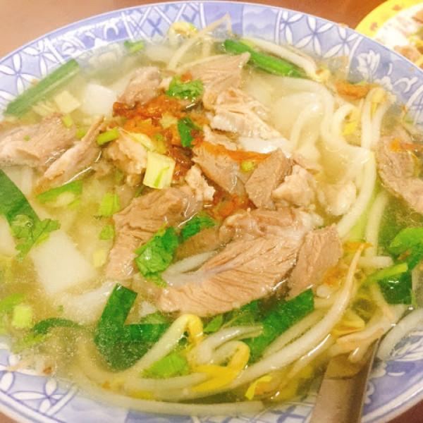 苗栗縣 餐飲 夜市攤販小吃 阿玉麵館-豬頭肉麵