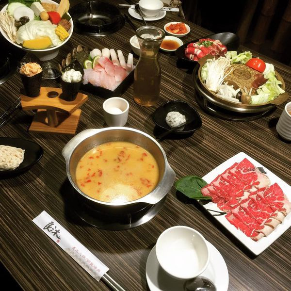 台中市 餐飲 鍋物 火鍋 良沐鍋物