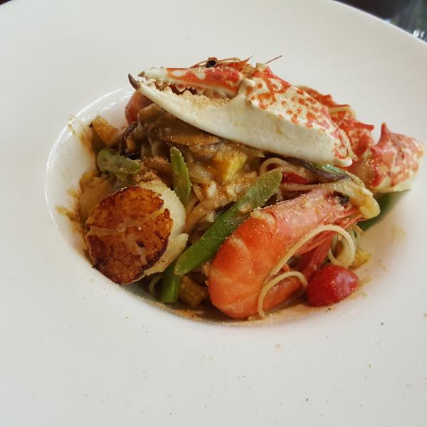 新竹縣 美食 餐廳 異國料理 畫盒子藝術餐廳