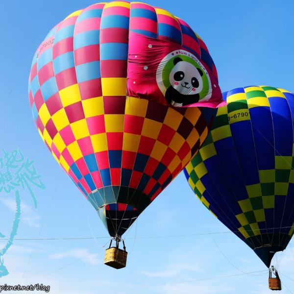 桃園市 觀光 動物園‧遊樂園 2015 夢想起飛 熱氣球博覽會
