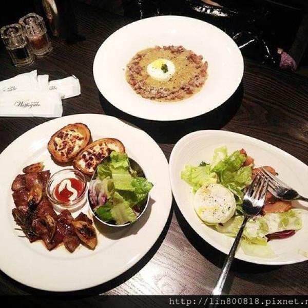 台北市 餐飲 咖啡館 瓦法奇朵 (忠孝松菸店)