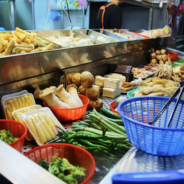 高雄市 美食 餐廳 中式料理 小吃 黃金雙打 鹽酥雞
