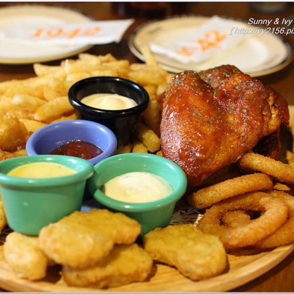 台北市 美食 餐廳 異國料理 美式料理 1942餓棧廚房