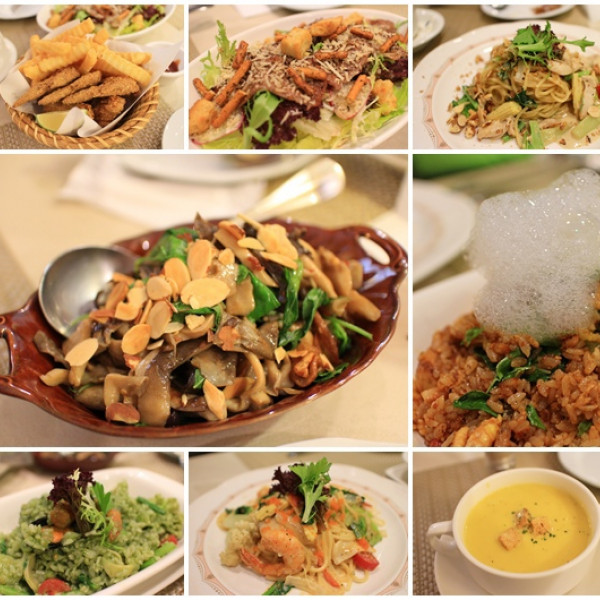 高雄市 美食 餐廳 異國料理 多國料理 Olivia Bistro 歐利維亞