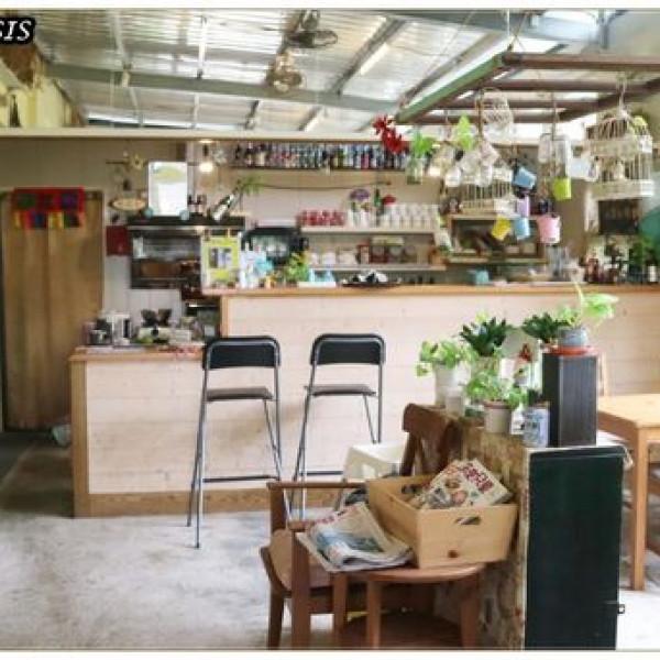 桃園市 美食 餐廳 咖啡、茶 咖啡館 四月樹園藝咖啡館