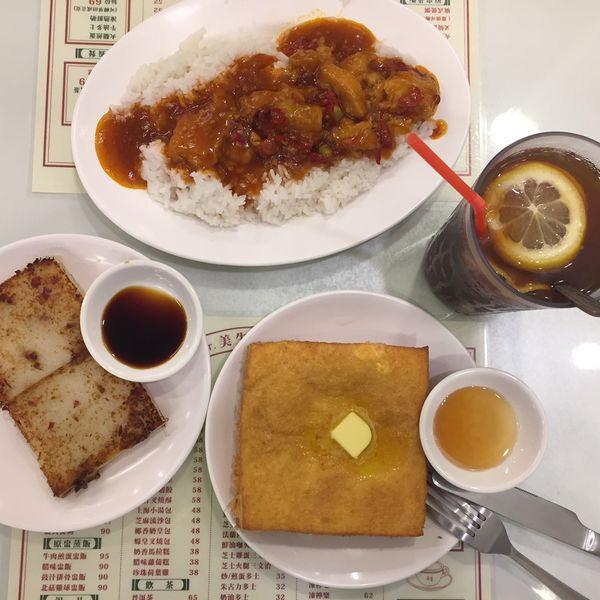 桃園市 美食 餐廳 中式料理 粵菜、港式飲茶 美生茶餐廳桃園店