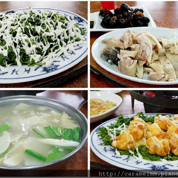 南投縣 美食 餐廳 中式料理 熱炒、快炒 溪阿餐館