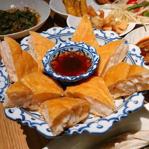 桃園市 美食 餐廳 異國料理 泰式料理 饗泰多siam more 泰式風格餐廳