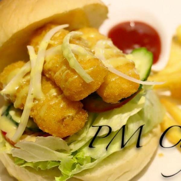 台北市 美食 餐廳 異國料理 美式料理 PM CAFE