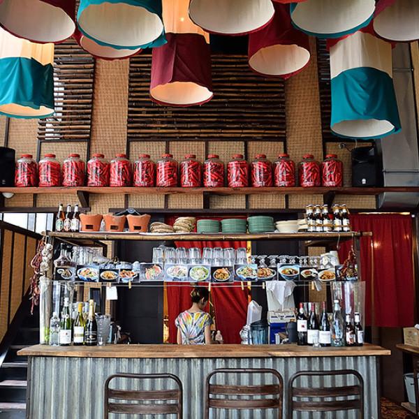 台北市 美食 餐廳 異國料理 泰式料理 太老爺 泰式小酒館 (紹興店)