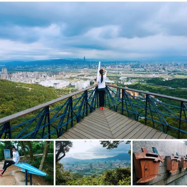 台北市 觀光 休閒娛樂場所 老地方觀機平台